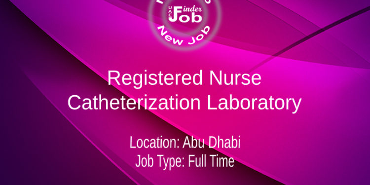 Registered Nurse | Catheterization Laboratory