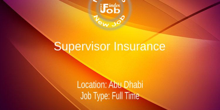 Supervisor Insurance