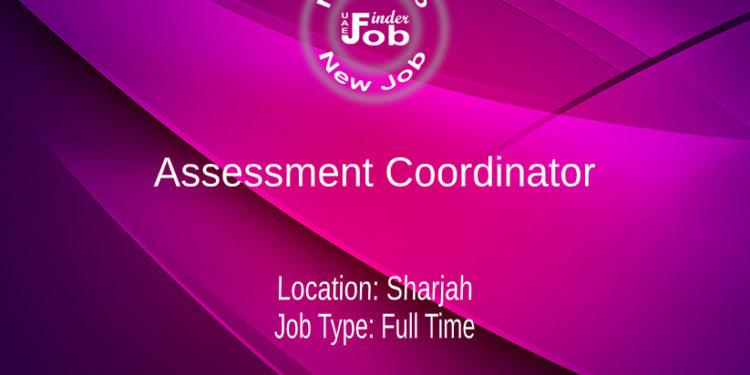 Assessment Coordinator