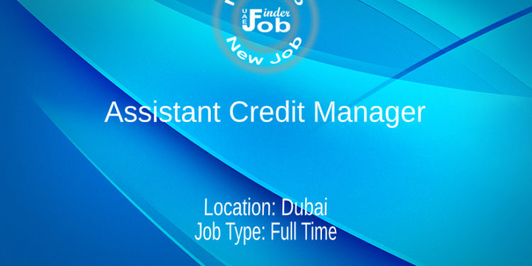 Assistant Credit Manager