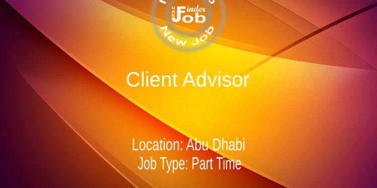 Client Advisor
