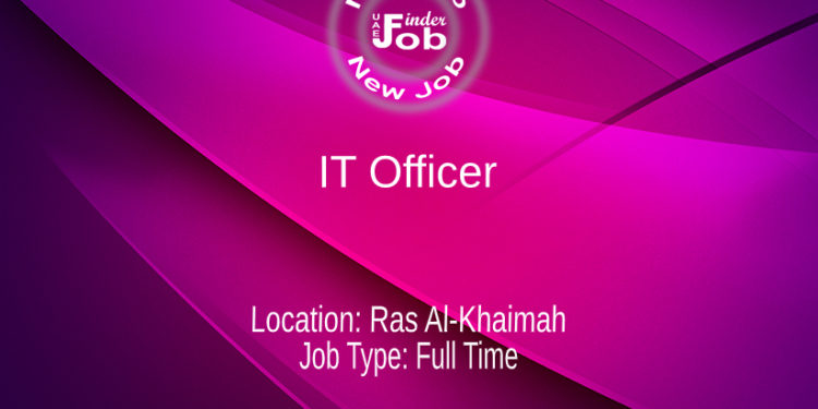 IT Officer