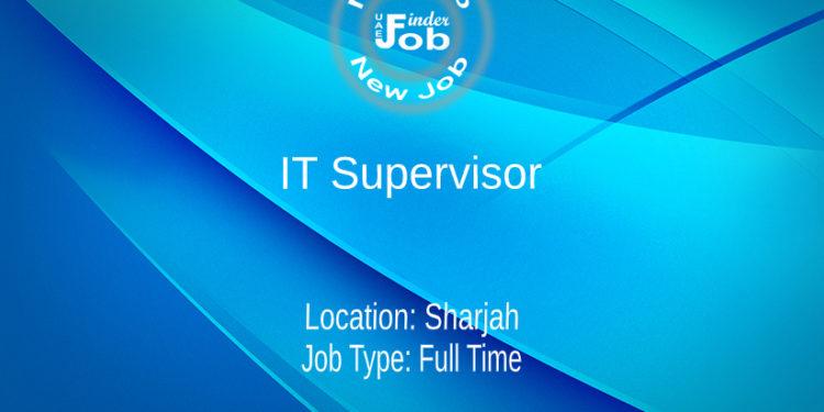 IT Supervisor