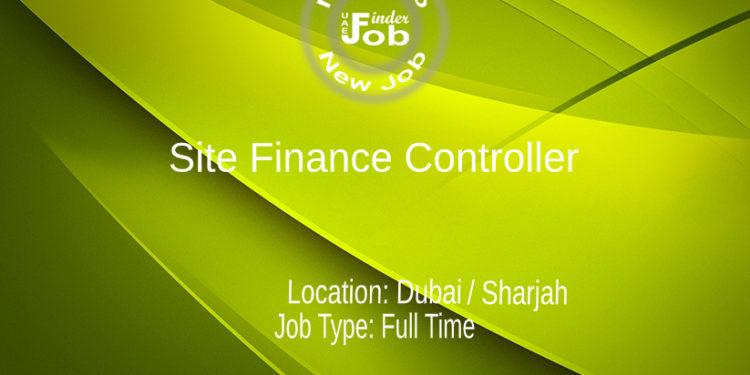 Site Finance Controller