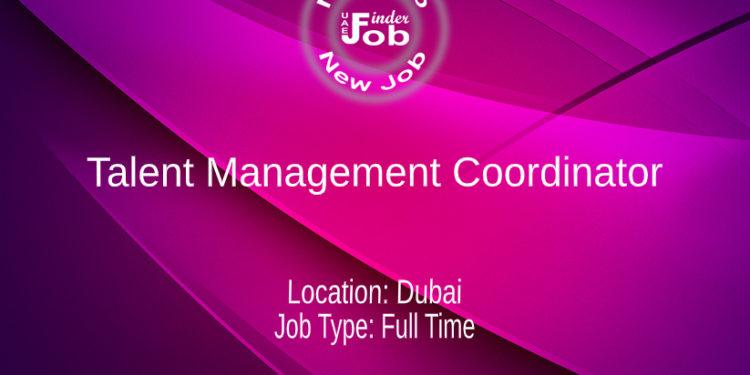 Talent Management Coordinator