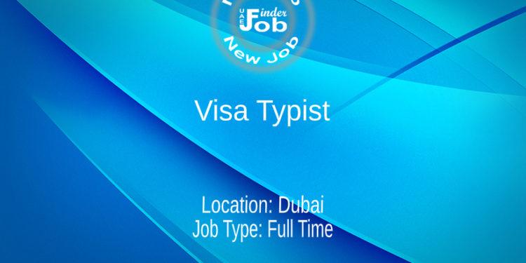 Visa Typist