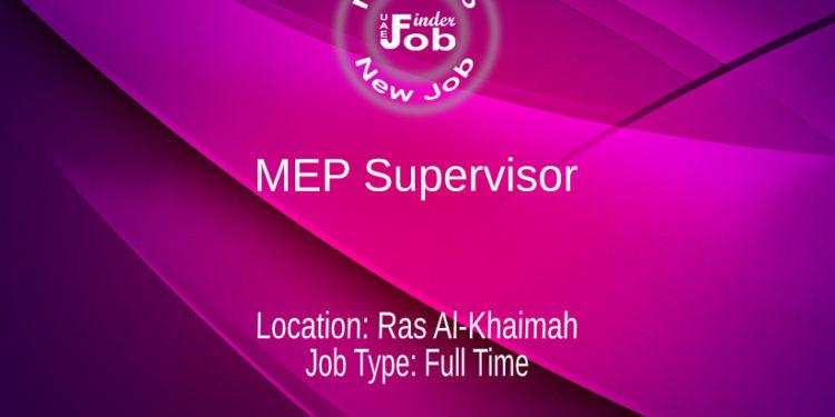 MEP Supervisor