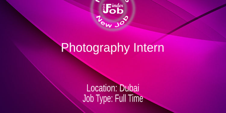 Photography Intern
