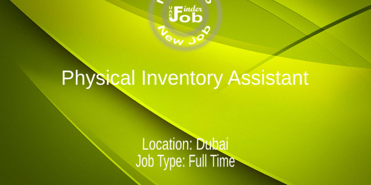 Physical Inventory Assistant