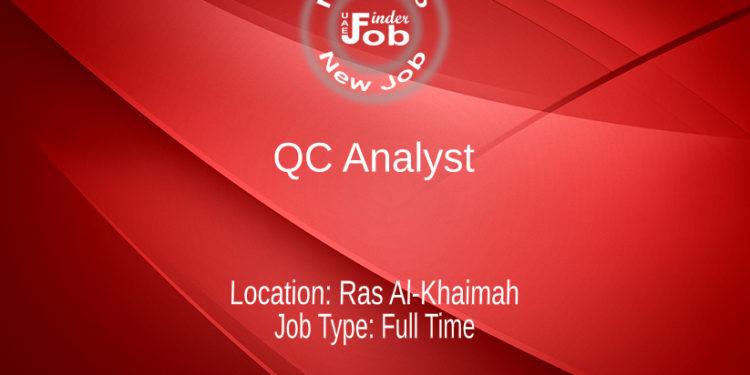 QC Analyst