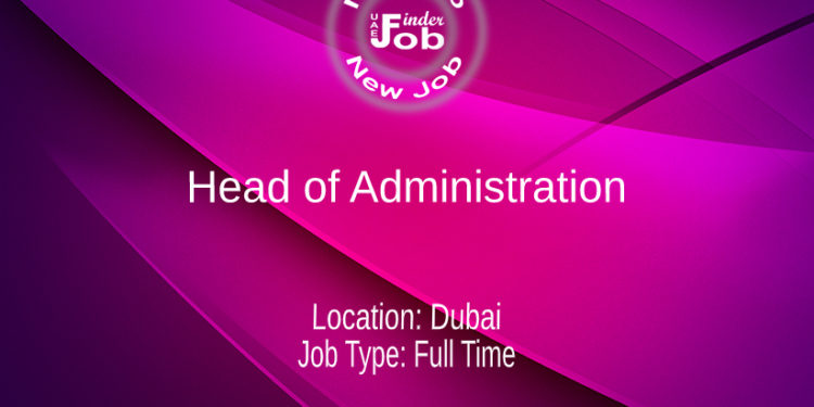 Head of Administration