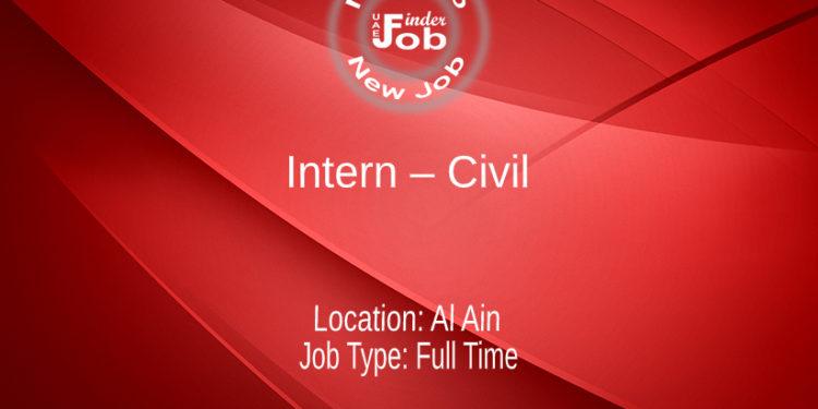 Intern – Civil