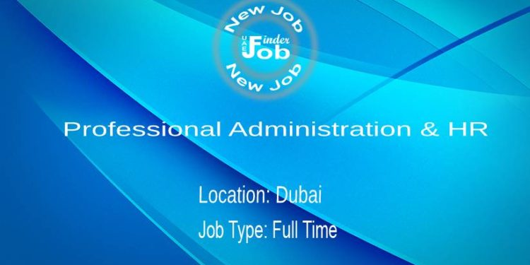 Professional Administration & HR