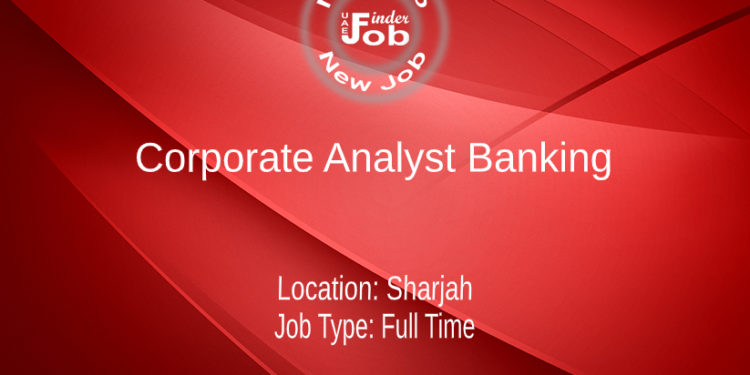 Corporate Analyst Banking