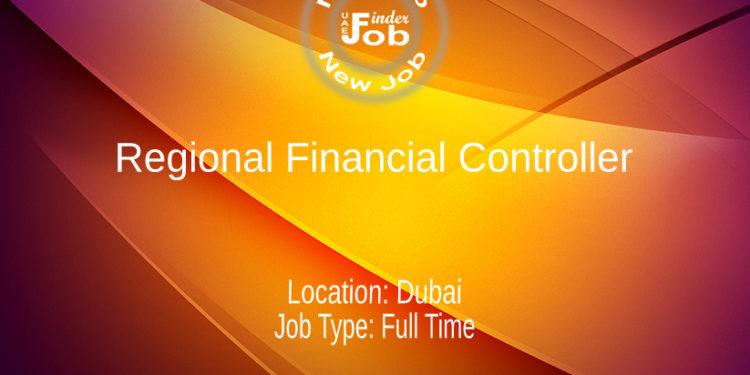 Regional Financial Controller