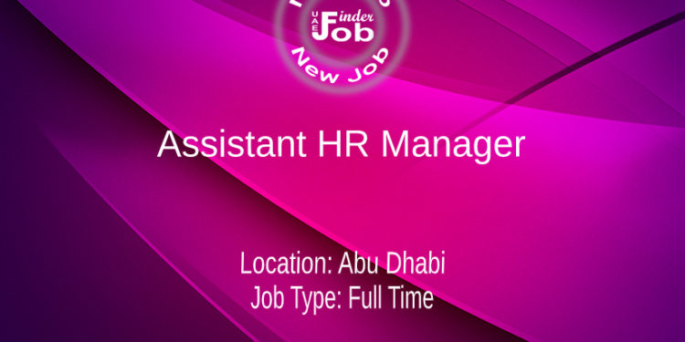 Assistant HR Manager