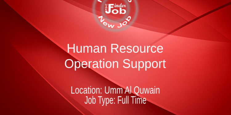 Human Resource _ Operation Support