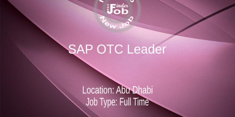 SAP OTC Leader