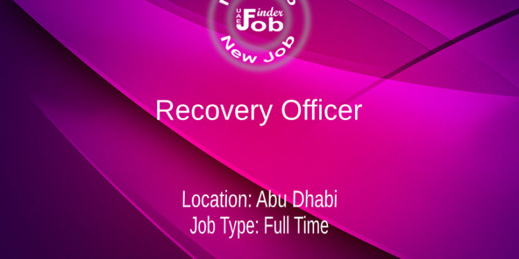 Recovery Officer
