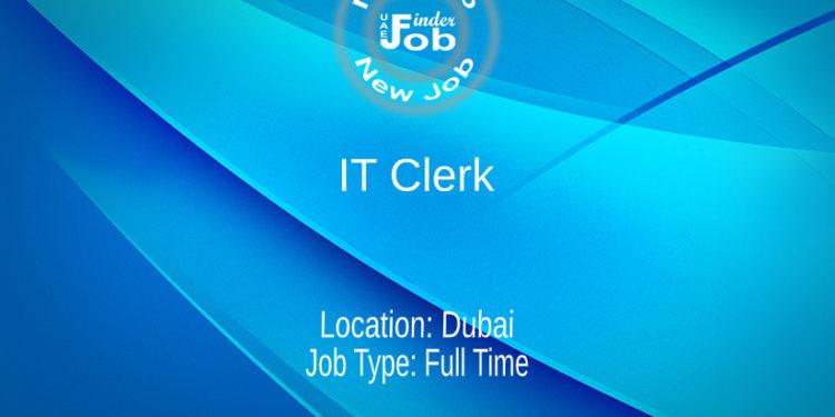 IT Clerk