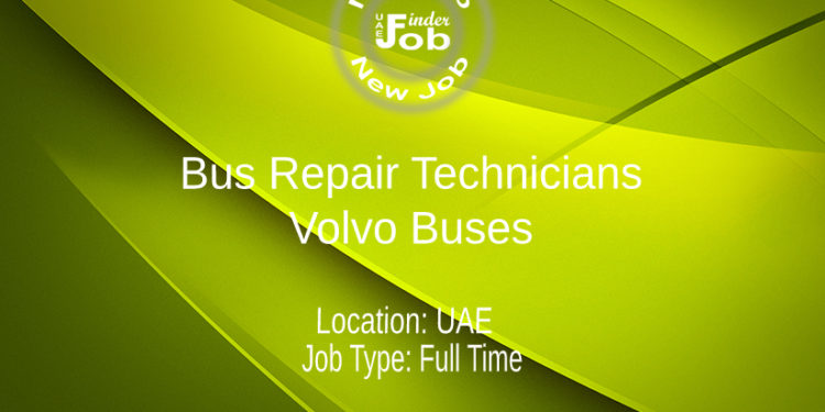 Bus Repair Technicians - Volvo Buses