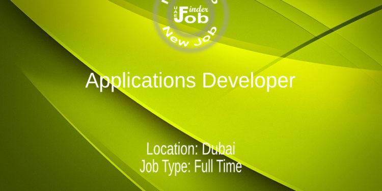 Applications Developer