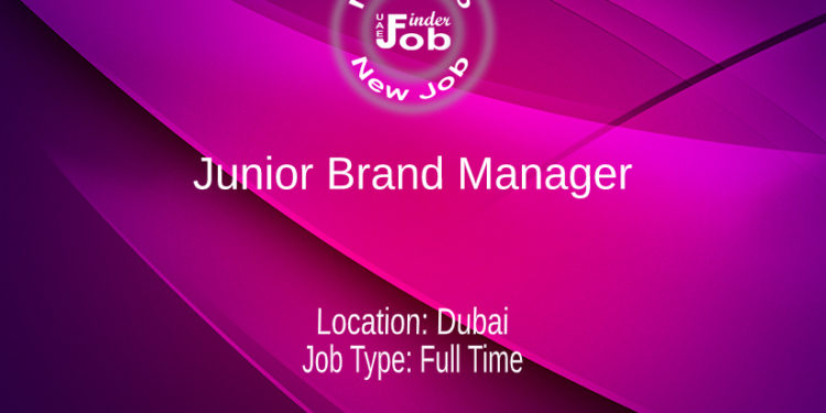 Junior Brand Manager