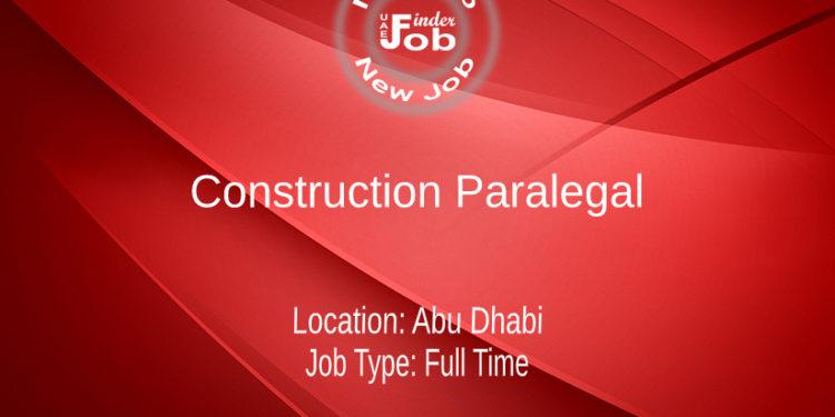Construction Paralegal