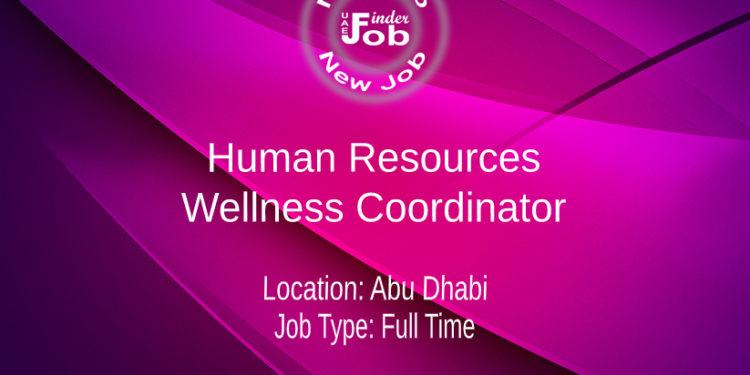 Human Resources & Wellness Coordinator