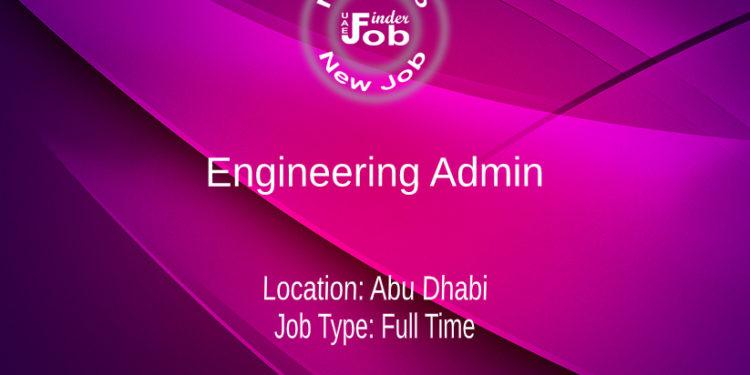 Engineering Admin