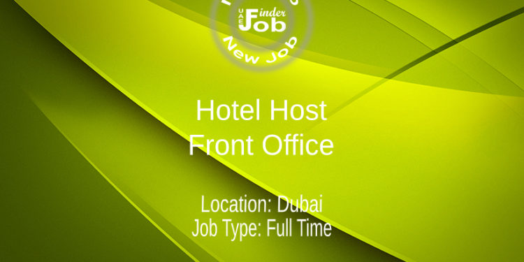 Hotel Host - Front Office